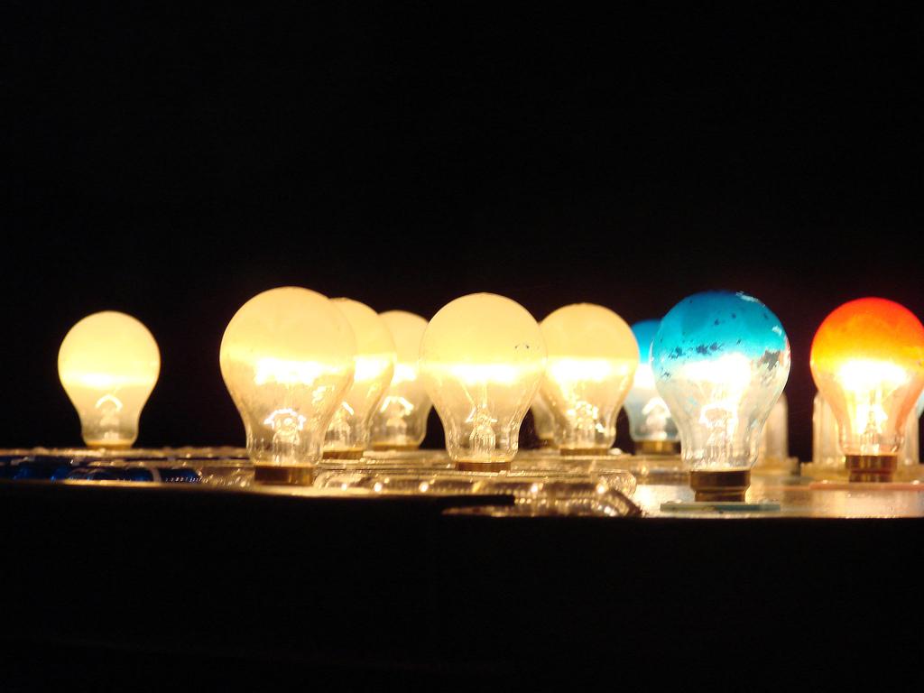 Risparmio lunga vita alle lampadine ad incandescenza for Lampadine incandescenza