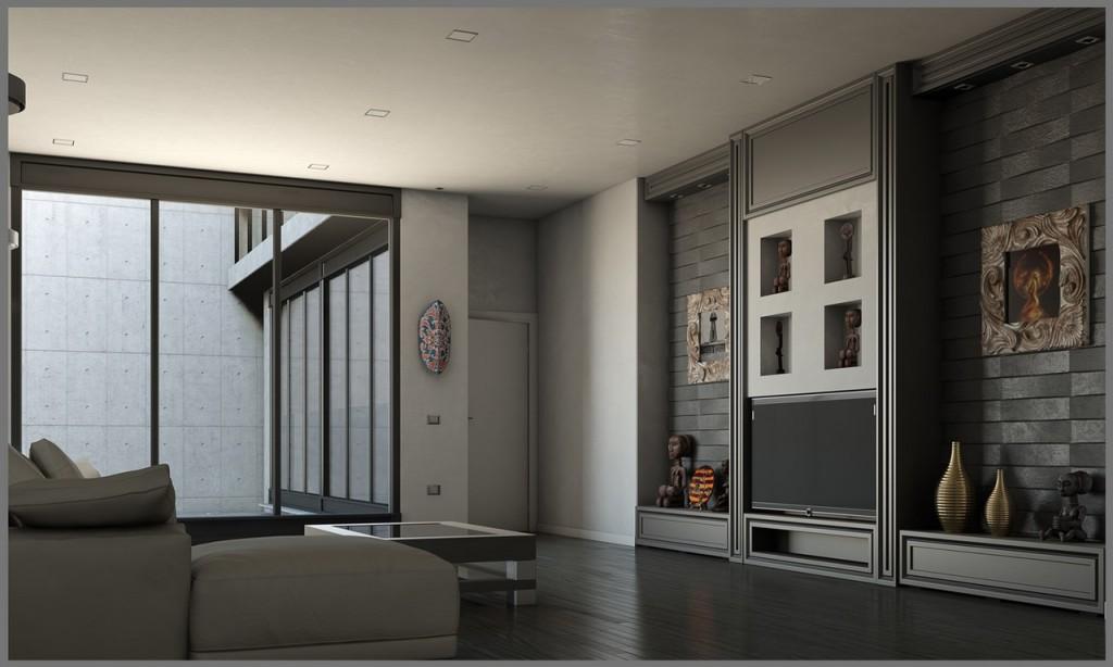 La simulazione fotorealistica della luce con 3dsmaxdesign for Progetto casa design