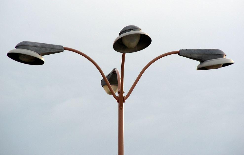Phozagora un archivio per l illuminazione pubblica