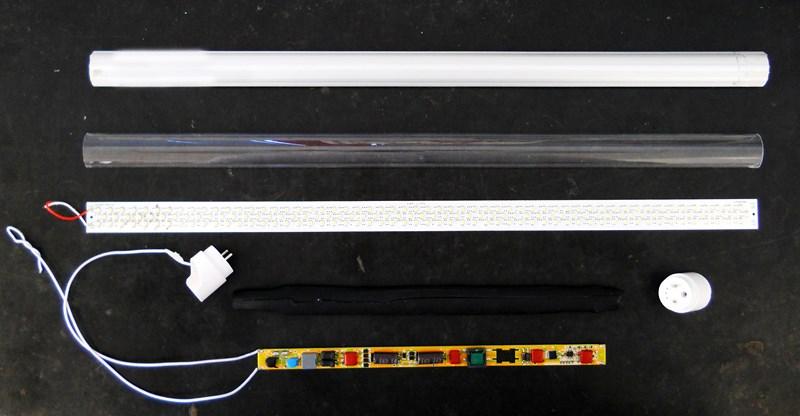 Schema Elettrico Per Tubi A Led : Tubi led vs fluorescenti vera convenienza
