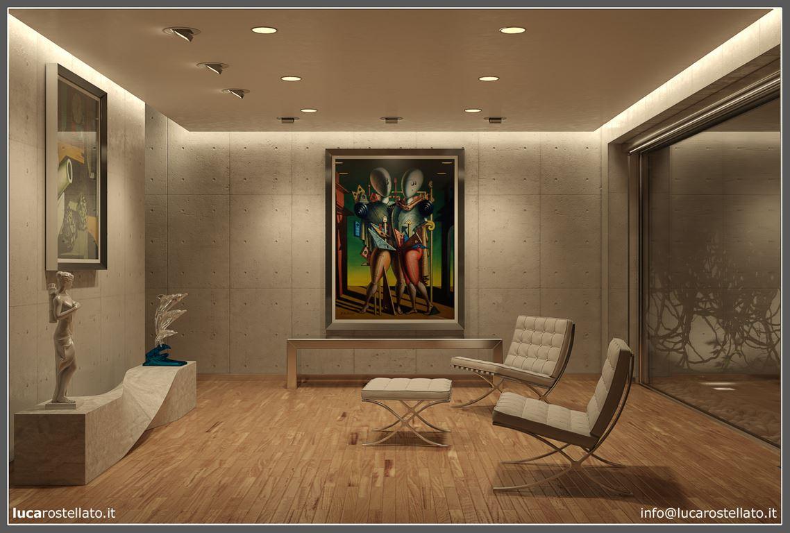 Simulare le sorgenti artificiali con 3d studio max design for Strumento di home design online