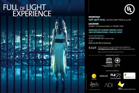 Full of light Experience