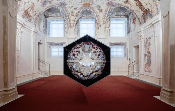 Olafur Eliasson Baroque Baroque kaleidoscope