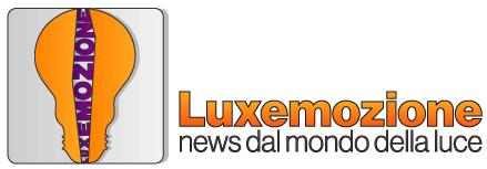 Luxemozione - news dal mondo della luce
