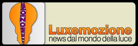Luxemozione news dal mondo della luce