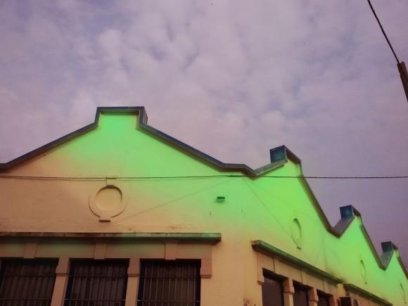 green-sunset-testing