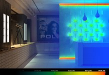 ldt police mixed 092 3ds Max daylighting