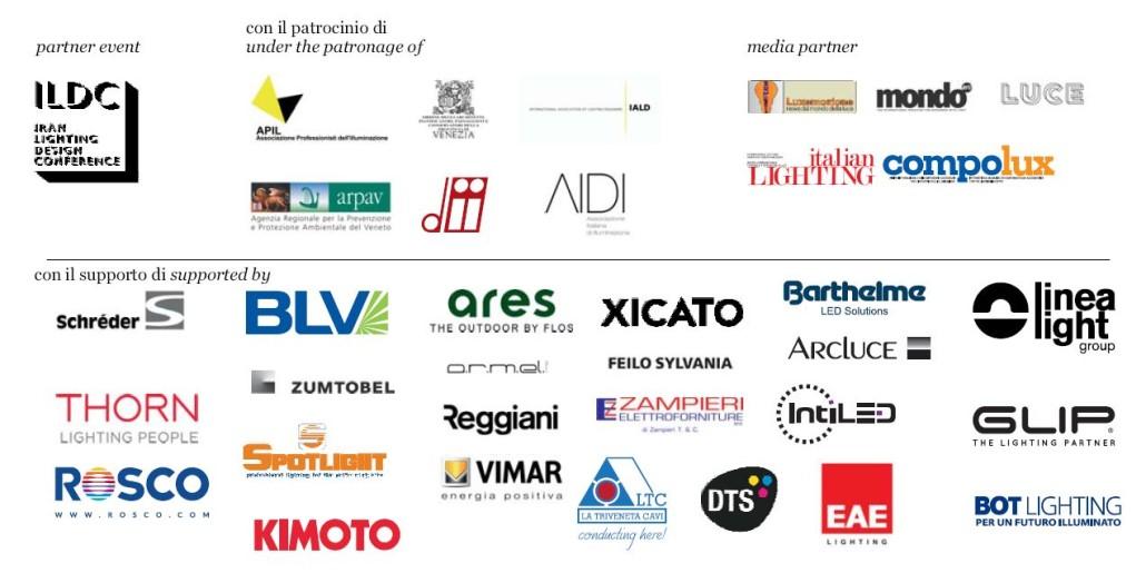 Luci in Riviera sponsor e partner